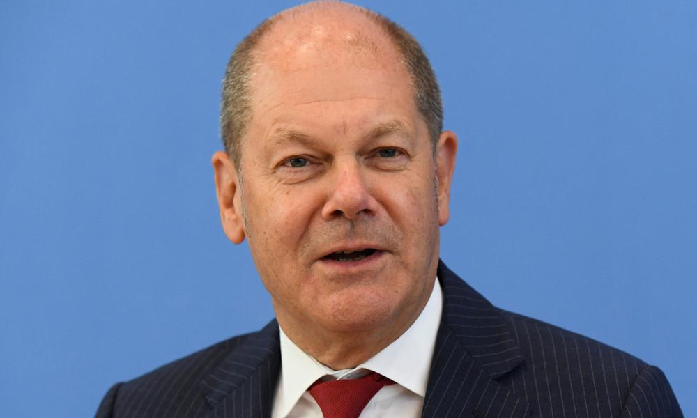 LIVE: Finanzminister Scholz verteidigt Lufthansa-Rettungspaket