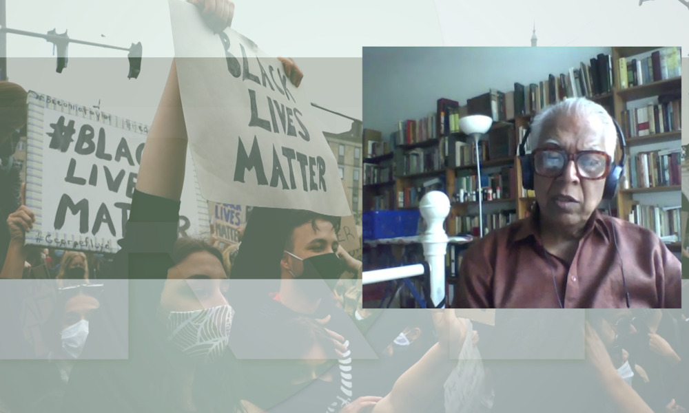 """""""Die Polizei hat eindeutig ein Rassismusproblem"""": Biplab Basu von Opferberatungsstelle im Interview"""