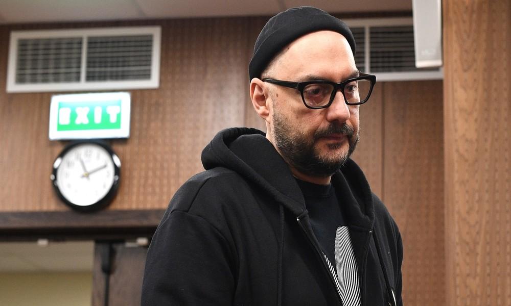 Russland: Bewährungsstrafe für Regisseur Serebrennikow