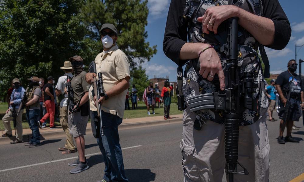 Homeland Security warnte früh vor gewalttätigem Extremismus durch Corona-Lockdown