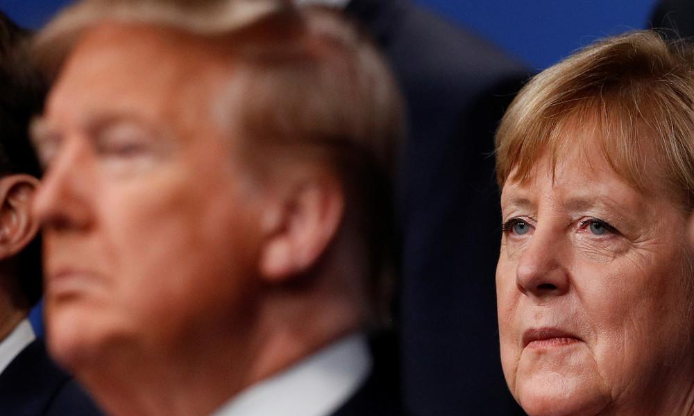 US-Sanktionen gegen Nord Stream 2: Plant Deutschland mit Hilfe der EU einen Gegenschlag?