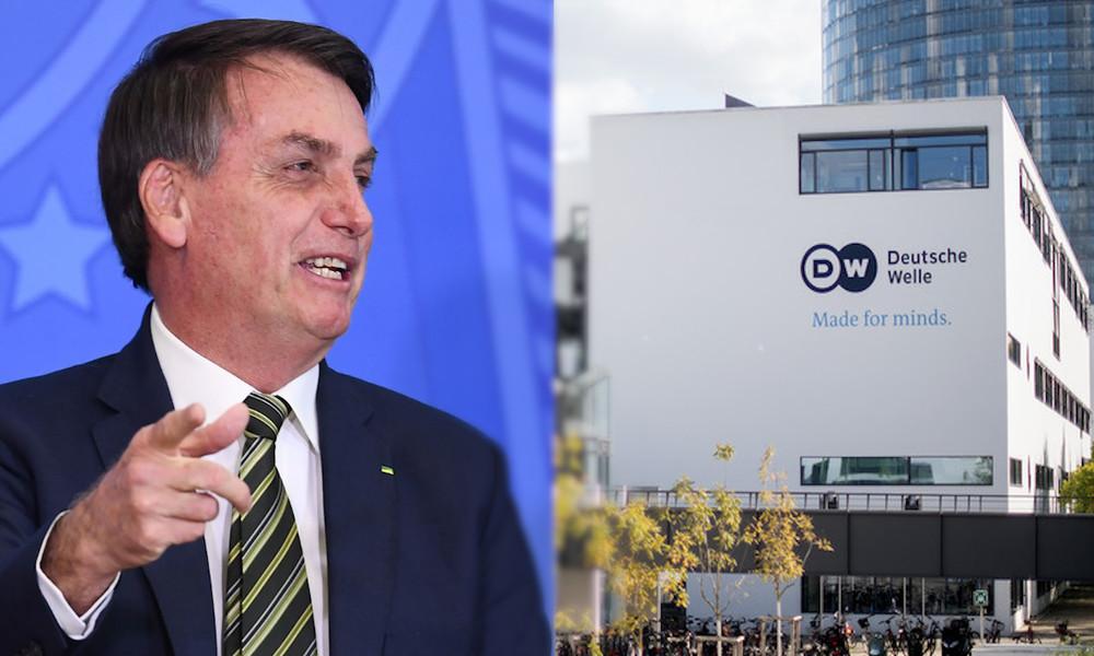 Pressefreiheit à la Deutsche Welle: Wenn kritischer Tweet zu Präsident Bolsonaro zur Kündigung führt