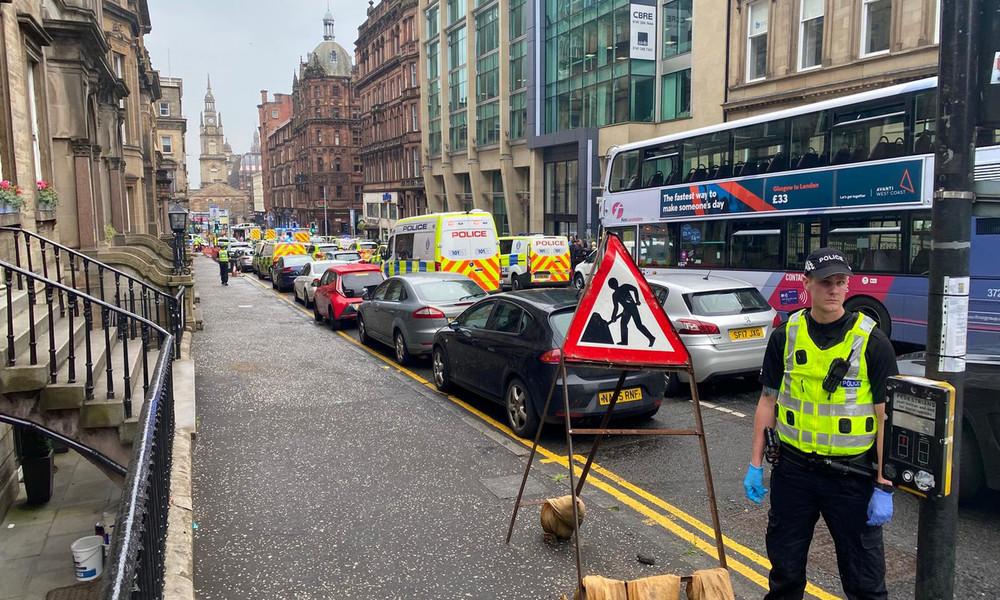 Glasgow: Tote und Verletzte nach Messerangriff
