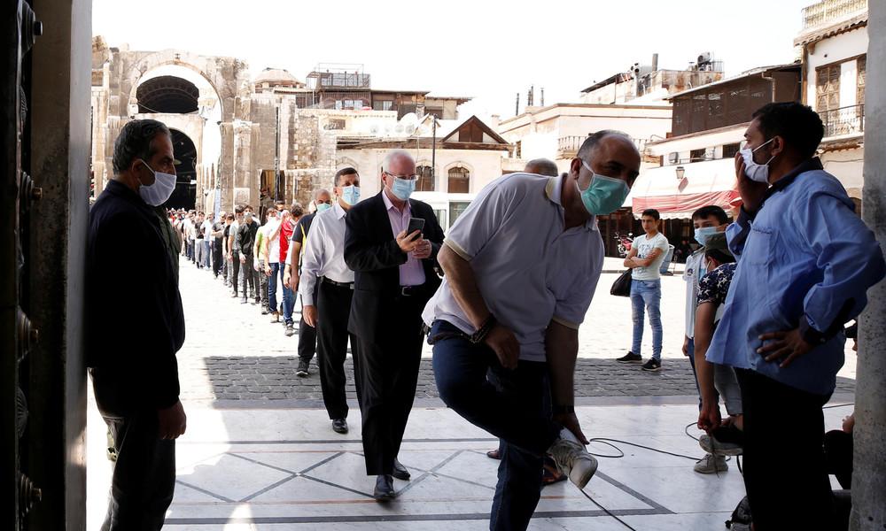 """""""Syrien hat sehr gut reagiert"""" – Karin Leukefeld zur Corona-Lage im kriegsgebeutelten Land (Video)"""