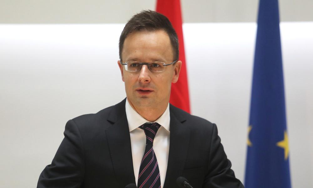 Ungarns Außenminister: Pandemie könnte Antrieb für neue Migrationswelle sein