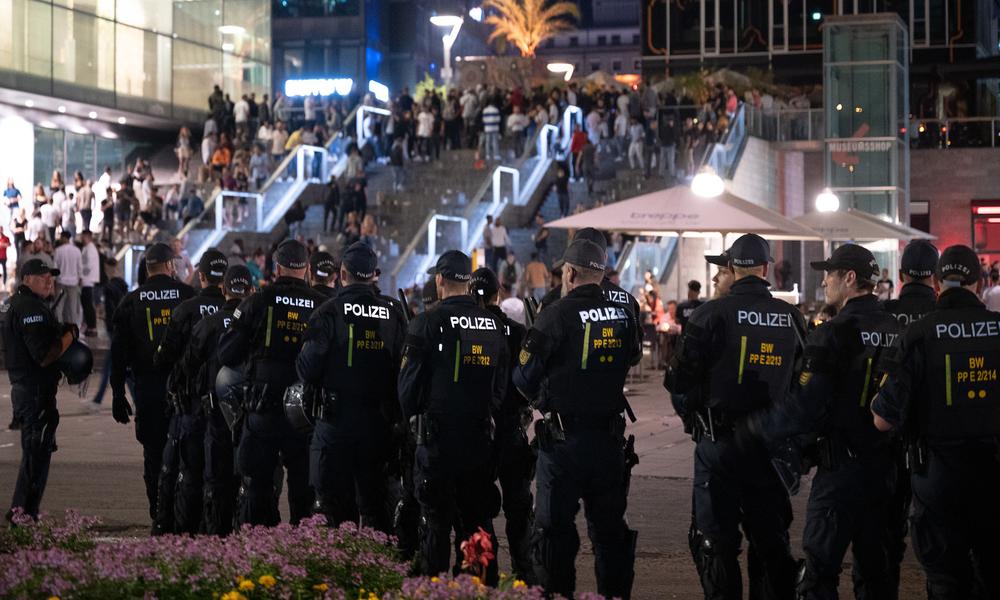 Lage in Stuttgart ruhig: Krawalle wiederholen sich nicht