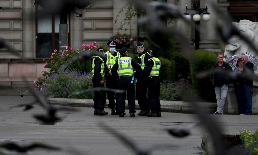 Glasgow: Polizei sperrt Gebiet nach erneutem mutmaßlichem Messerangriff