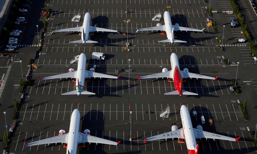 Boeing 737 MAX beginnen in den USA Testflüge für erneute Zulassung