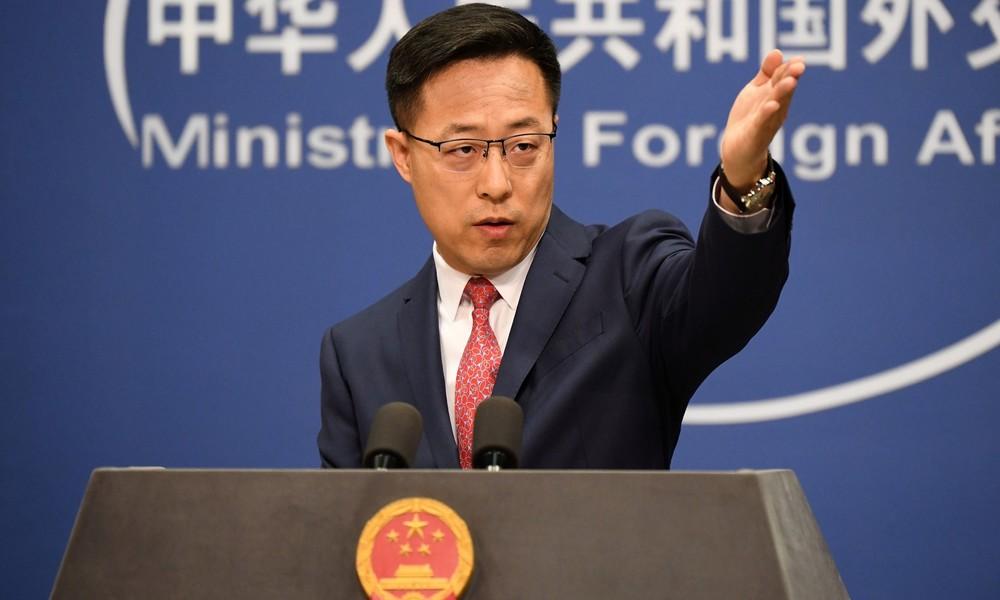 Streit um Hongkong: China droht mit Visabeschränkung für US-Bürger