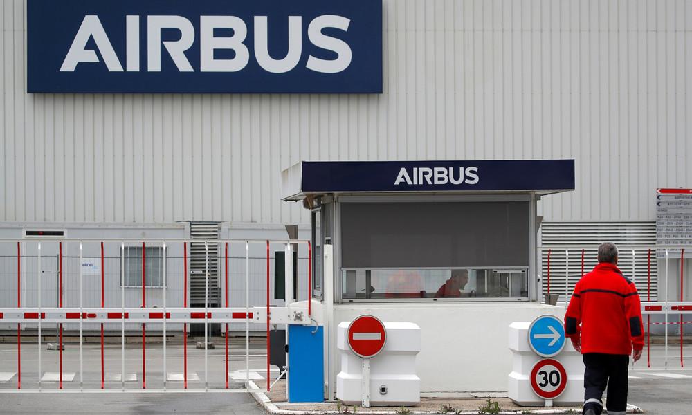 Airbus: Massive Produktionssenkungen und Personalanpassungen im Visier