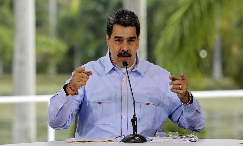 """""""Genug vom europäischen Kolonialismus"""" – Venezuela wirft EU-Botschafterin aus dem Land"""