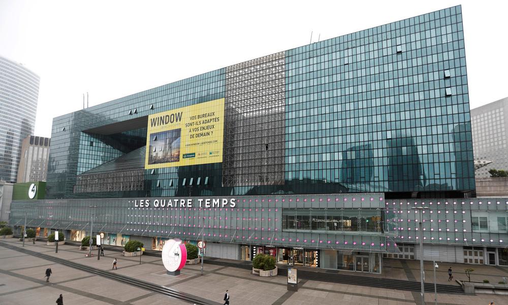 Paris: Polizei evakuierte Einkaufszentrum – Berichte über bewaffnete Person nicht bestätigt
