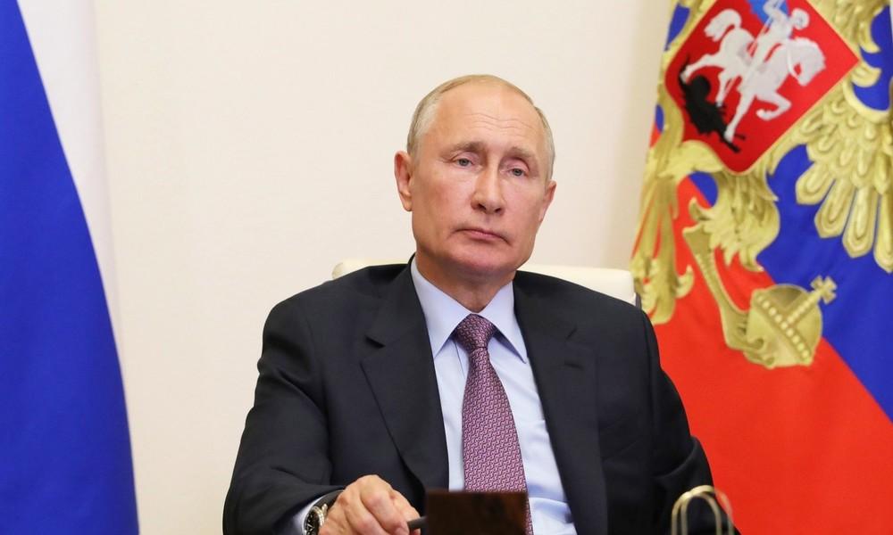 LIVE: Verfassungsänderung in Russland – Putin hält Ansprache an die Nation (Englisch)