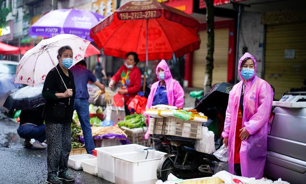 Besser spät als nie: WHO entsendet Team nach China, um Herkunft des Coronavirus zu untersuchen