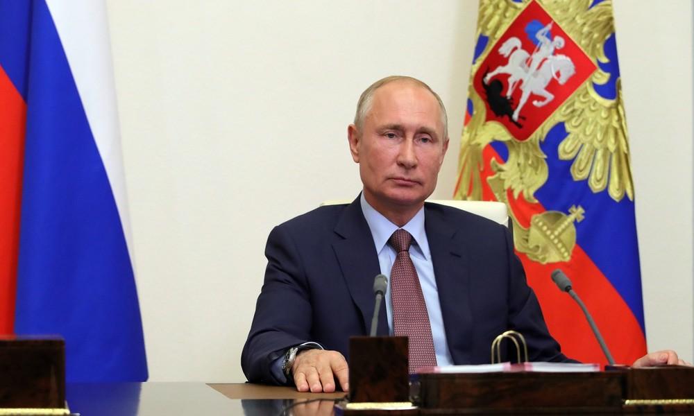 Putin ruft alle wahlberechtigten Bürger zur Teilnahme an Abstimmung über Verfassungsänderungen auf