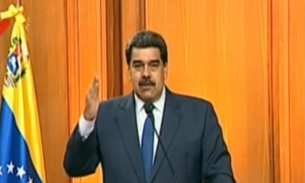 Maduro zu neuen EU-Sanktionen: Was glauben die, wer sie sind, sich in andere Länder einzumischen