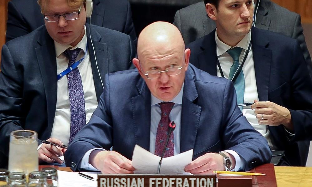 Syrien: Russland verlässt Anti-Konfrontationsprogramm der UN – USA zeigen sich empört