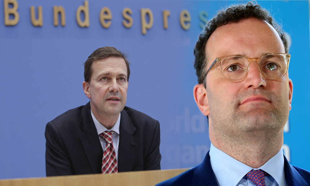 Bundespressekonferenz: Verstößt neues Spahn-Gesetz gegen Grundgesetz und UN-Konvention?