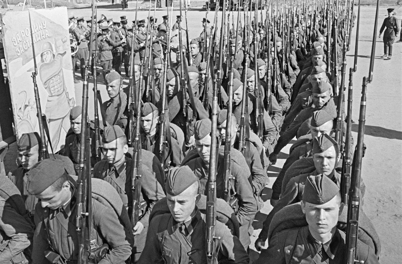 Der deutsche Überfall auf die UdSSR: Warum glaubte Stalin seinen Aufklärern nicht?