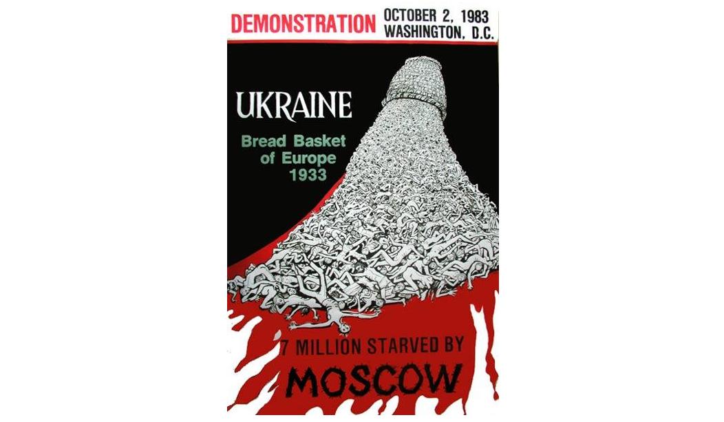 """Die Theorie vom """"ukrainischen Holocaust"""", ihre Urheber und ihre deutschen Unterstützer"""