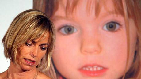 Ein großes Foto von Madeleine