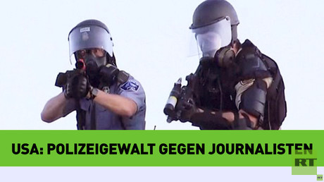 Pressefreiheit auf dem Prüfstand: Polizeigewalt gegen Journalisten in den USA
