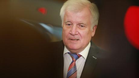 Bundesinnenminister Horst Seehofer bei einer Pressekonferenz am 05.06.2020 in Berlin: Nun verlor der CSU-Politiker einen Rechtsstreit gegen die AfD.