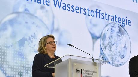 Umweltministerin Svenja Schulze präsentierte am Mittwoch