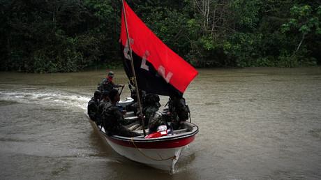 Kolumbianische Guerilla-Bewegung lässt binnen einiger Tage acht Entführte frei (Archivbild)