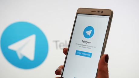 Telegram Russland