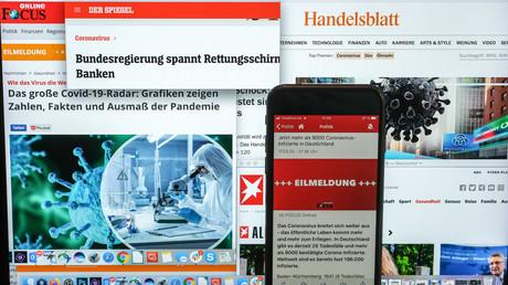 Meinungshoheit – Corona und die deutschen Medien