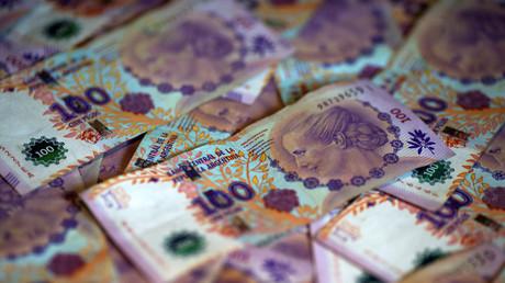 Argentinien verlängert Verhandlungen mit Gläubigern um einen Monat (Symbolbild)