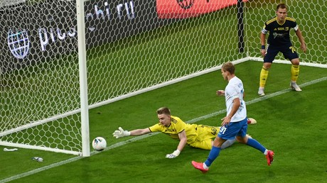 Glorreiche Niederlage: Fußballspiel zwischen