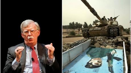 Bolton: Iran verfügte über Yellowcake-Uran – ähnliche falsche Behauptungen führten zum Irakkrieg