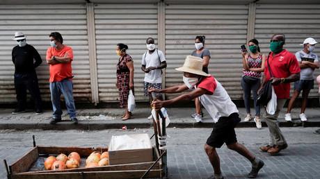 Fernsehsendung über Kuba