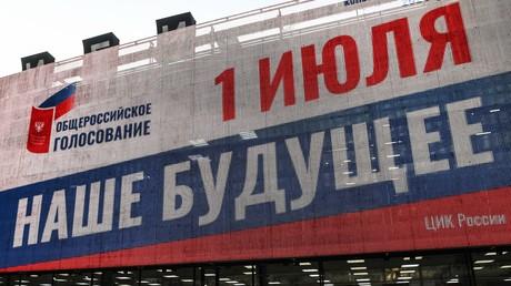Russland stimmt über rund 140 Verfassungsänderungen ab