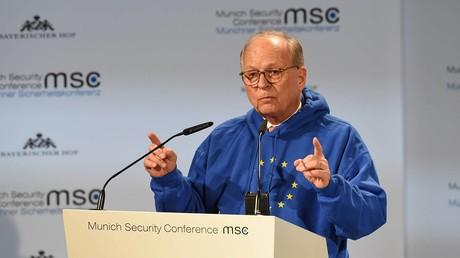 Laut dem Chef der Münchner Sicherheitskonferenz, Wolfgang Ischinger, müsse die EU auch militärisch mehr