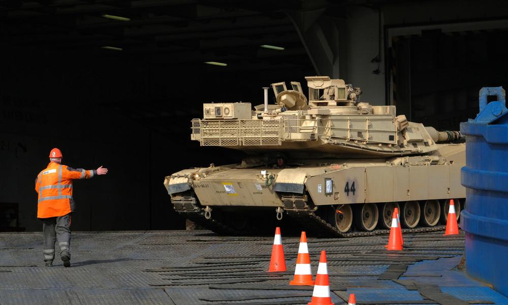 Jetzt ist es beschlossene Sache: Pentagon bereitet Teilabzug aus Deutschland vor