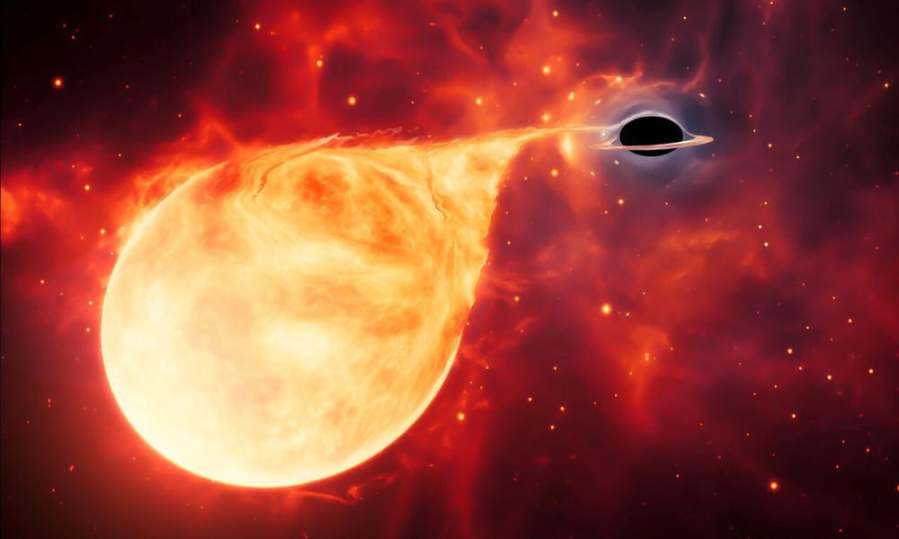 Wissenschaftler bestätigen Theorie über Schwarzes Loch als mögliche Energiequelle von Außerirdischen