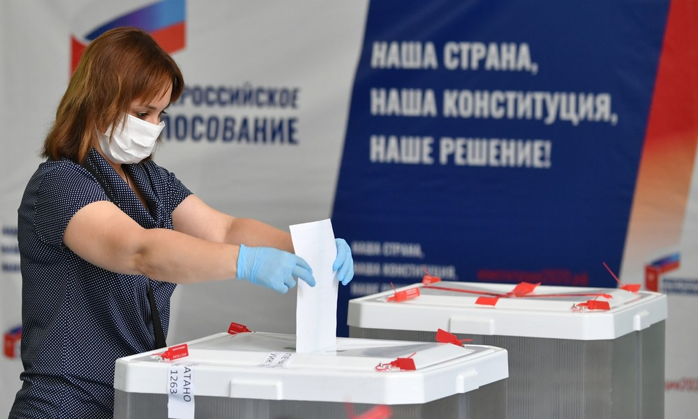 Umfrage zu Verfassungsänderungen: Moskauer erklären ihre Entscheidung