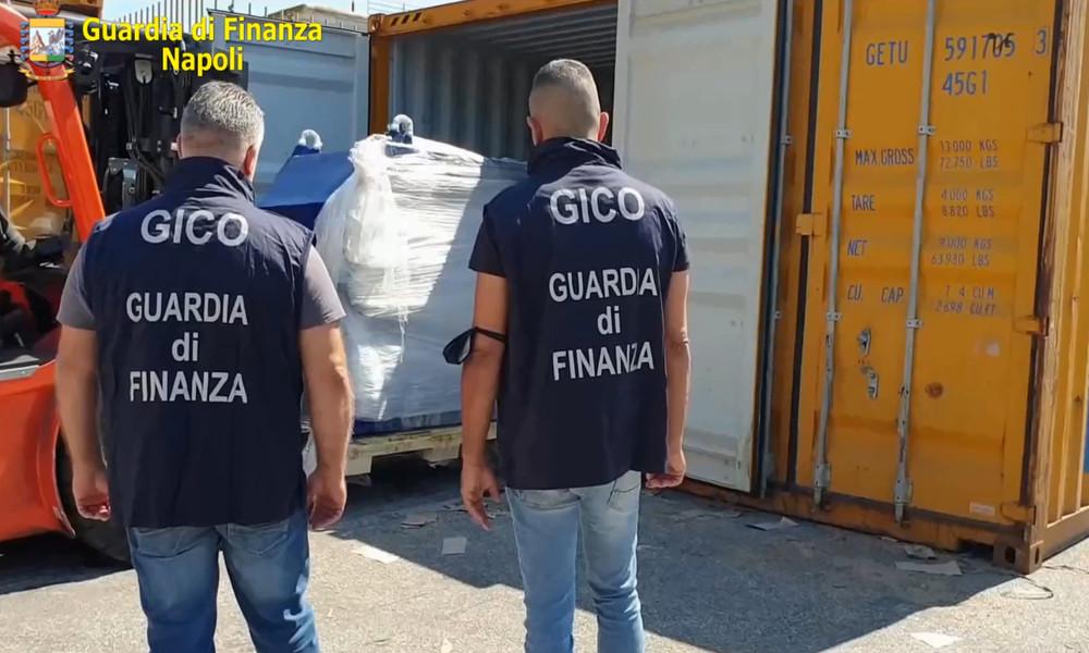 """Rekordfund von """"Dschihad-Droge"""" in Italien – IS soll die Pillen in Syrien produziert haben"""