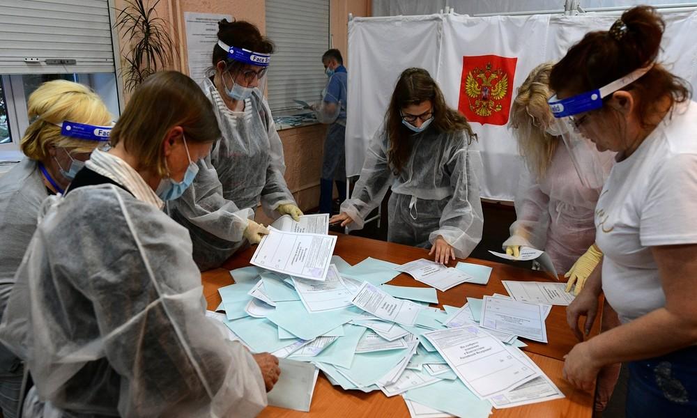 Vorläufige Ergebnisse Verfassungsreform Russland: Über 74 Prozent stimmen dafür