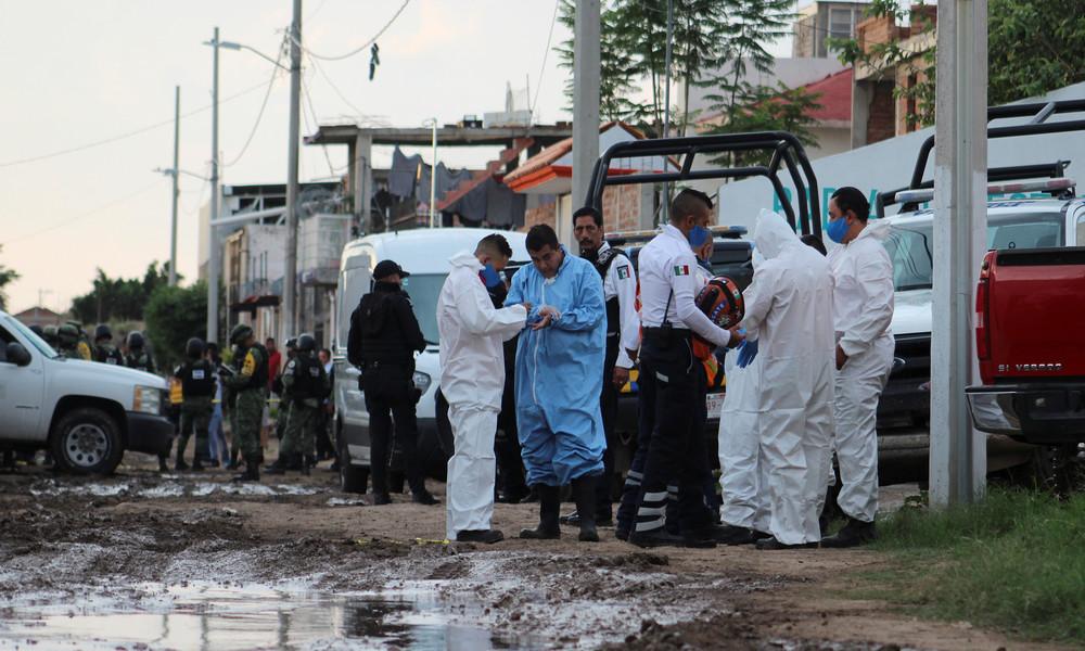 Mexiko: Massaker in Einrichtung für Drogenabhängige – Mindestens 24 Tote