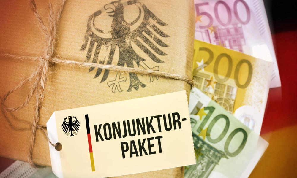 Rekord bei Neuverschuldung: Bundestag beschließt Nachtragshaushalt zur Konjunkturförderung