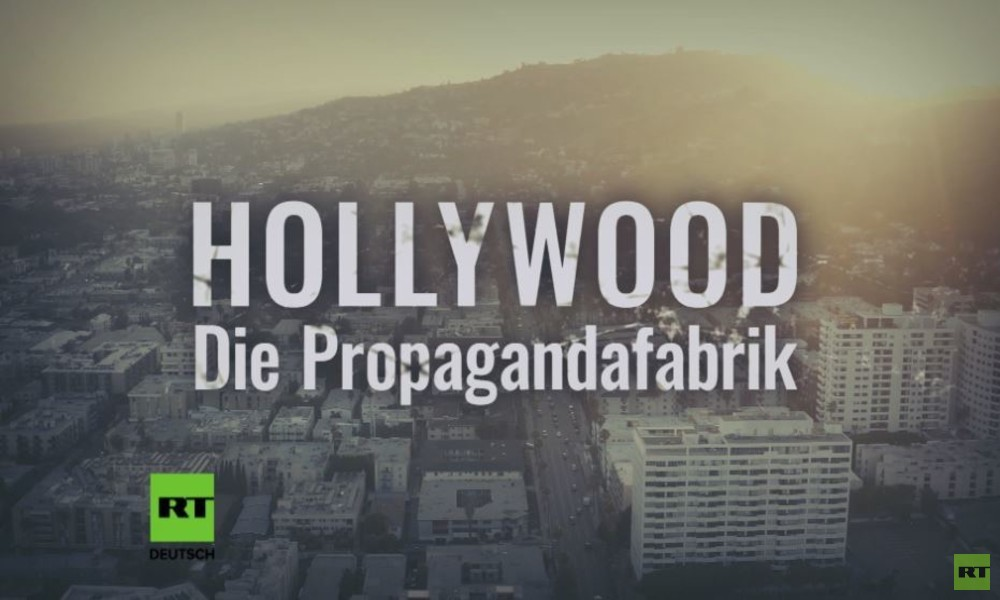 RT-Doku: Propagandafabrik Hollywood