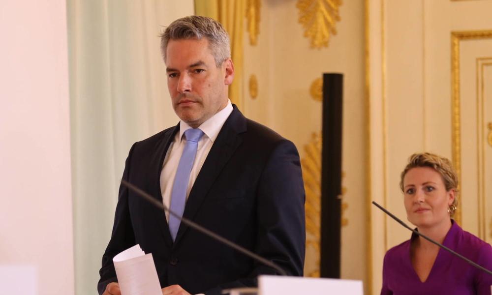 Österreich: Minister nach Morddrohungen von türkischen Nationalisten unter Polizeischutz