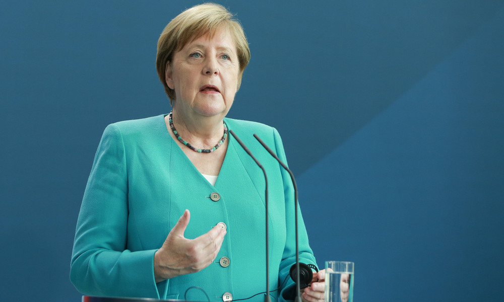 LIVE: Bundeskanzlerin Merkel stellt im Bundesrat die Ziele der deutschen EU-Ratspräsidentschaft vor