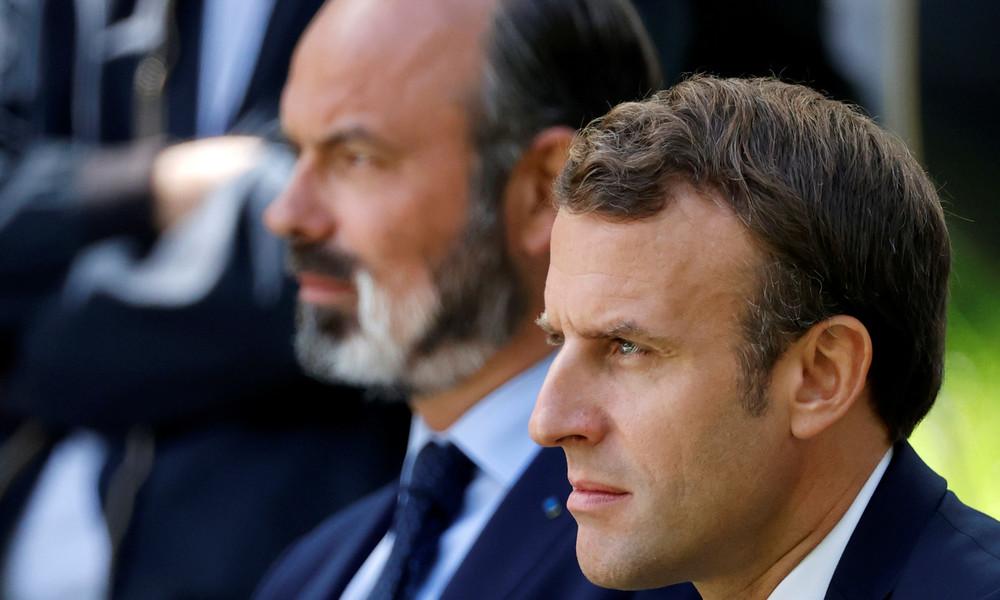 Französische Regierung tritt komplett zurück – Präsident Macron strebt Neuausrichtung an