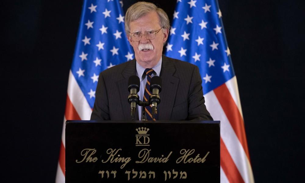 """John Bolton auf Rachefeldzug: Wiederwahl von Trump sei ein """"Risiko"""" für Israel"""