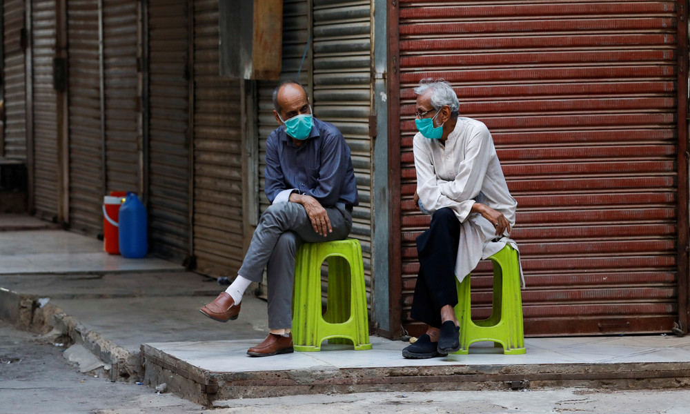 """Pakistanischer Zentralbankchef: Corona-Lockdowns sind """"Luxus der Reichen"""""""